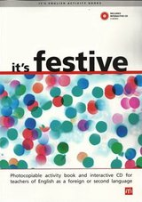 It's Festive with CD-ROM ISBN: 9788488378019
