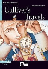 BCRT3 Gulliver's Travels Book with Audio CD ISBN: 9788853000880