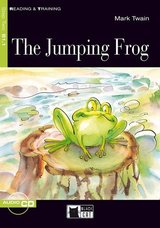 BCRT2 The Jumping Frog Book with Audio CD ISBN: 9788853001382