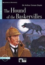BCRT3 The Hound of The Baskervilles Book with Audio CD ISBN: 9788853001566