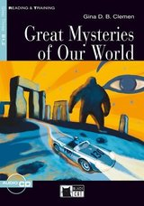 BCRT3 Great Mysteries of Our World Book with Audio CD ISBN: 9788853002914