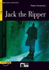 BCRT4 Jack The Ripper Book with Audio CD ISBN: 9788853003201