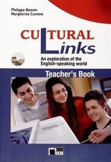 Cultural Links Teacher's Book with Audio CD ISBN: 9788853003942
