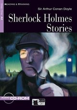 BCRT1 Sherlock Holmes Stories Book with Audio CD / CD-ROM ISBN: 9788853005151