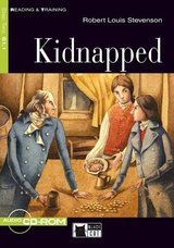BCRT2 Kidnapped Book with Audio CD / CD-ROM ISBN: 9788853005441