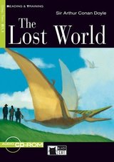 BCRT2 The Lost World Book with Audio CD / CD-ROM ISBN: 9788853005502