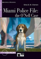 BCRT1 Miami Police File: The O'Nell Case Book with Audio CD / CD-ROM ISBN: 9788853006042
