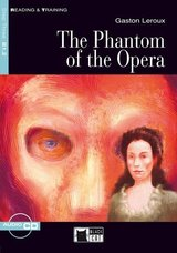 BCRT3 The Phantom of The Opera Book with Audio CD ISBN: 9788853007162