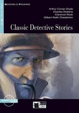 BCRT3 Classic Detective Stories Book with Audio CD ISBN: 9788853007957