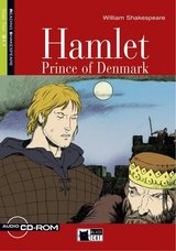 BCRT2 Hamlet Prince of Denmark Book with Audio CD / CD-ROM ISBN: 9788853008329