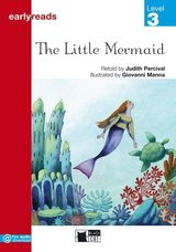 BCER3 The Little Mermaid ISBN: 9788853009180