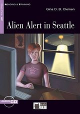 BCRT1 Alien Alert In Seattle Book with Audio CD ISBN: 9788853009586