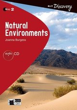 BCRT2 Discovery - Natural Environments Book with Audio CD