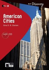 BCRT3 Discovery - American Cities Book with Audio CD ISBN: 9788853009968