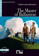 BCRT3 Master Of Ballantrae with Audio CD ISBN: 9788853010193