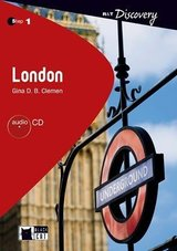 BCRT1 London with Audio CD ISBN: 9788853010216