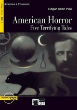 BCRT4 American Horror with Audio CD ISBN: 9788853010223