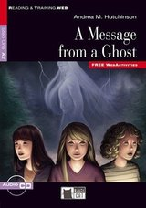 BCRT1 A Message from a Ghost with Audio CD ISBN: 9788853012067