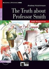 BCRT1 The Truth About Professor Smith with Audio CD ISBN: 9788853013262