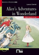 BCRT2 Alice\'s Adventures In Wonderland with Audio CD (New Edition)