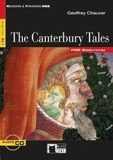 BCRT4 Canterbury Tales with Audio CD (New Edition)