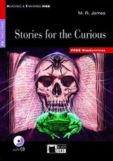 BCRT1 Stories for the Curious with Audio CD ISBN: 9788853015143