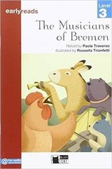 BCER3 Musicians of Bremen (New Edition) with Free Audio Download ISBN: 9788853015457