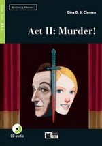 BCRT2 Act II: Murder! with Audio CD ISBN: 9788853016331