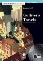 BCRT3 Gulliver's Travels with Audio CD (Reading and Training - Life Skills) ISBN: 9788853016478