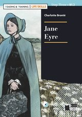 BCRT3 Jane Eyre with Audio CD / CD-ROM (Reading and Training - Life Skills) ISBN: 9788853017185