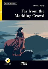 BCRT4 Far From The Madding Crowd with Audio CD / CD-ROM ISBN: 9788853017215