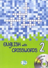 English with Crosswords Book 2 (Intermediate) with Interactive CD-ROM ISBN: 9788853619105