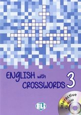 English with Crosswords Book 3 (Advanced) with Interactive CD-ROM ISBN: 9788853619112