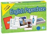 English Paperchase; What do you Know about the English Speaking World? (Card Game) ISBN: 9788853619310