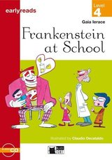 BCER4 Frankenstein at School Book with Audio CD ISBN: 9788877544483