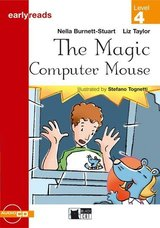 BCER4 The Magic Computer Mouse Book with Audio CD ISBN: 9788877544575