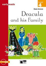 BCER4 Dracula and His Family Book with Audio CD ISBN: 9788877544582