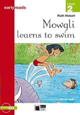 BCER2 Mowgli Learns to Swim Book with Audio CD ISBN: 9788877545466