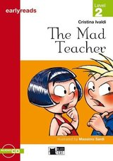 BCER2 The Mad Teacher Book with Audio CD ISBN: 9788877545671