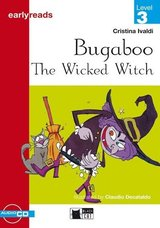 BCER3 Bugaboo The Wicked Witch Book with Audio CD ISBN: 9788877545732