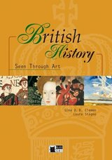 BCEW1 British History Seen Through Art Book with Audio CD