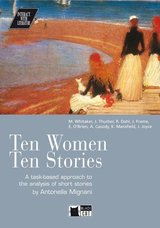 BCIL Ten Women Ten Stories Book with Audio CD