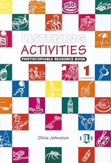 Listening Activities Photocopiable Resource Book 1 (Elementary - Pre-Intermediate) with Audio CD ISBN: 9788881486762