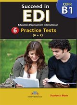 Succeed in EDI B1 (JETSET 4) Practice Tests Self-Study Edition (Student's Book, Self Study Guide & MP3 Audio CD) ISBN: 9781781641408