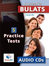 Succeed in BULATS 5 Practice Tests Audio CDs (5) ISBN: 9789604134588