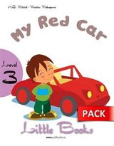 LB3 My Red Car with CD-ROM ISBN: 9789604783892