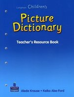 Longman Children's Picture Dictionary Teacher's Resource Book ISBN: 9789620053160