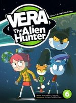 EGCR Vera The Alien Hunter 6; Vera in Space, A Small Delay, Earth or Bust with MP3 Audio CD ISBN: 9791156801160